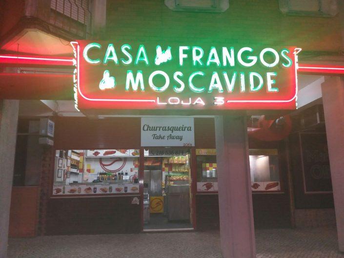 Casa dos Frangos de Moscavide
